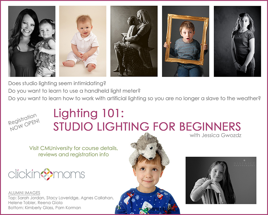 how to use studio lighting