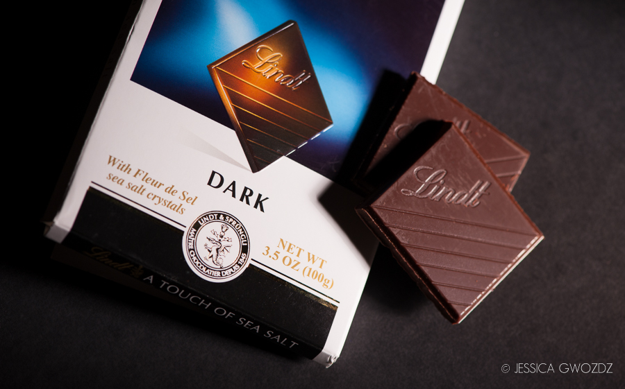 Dark Chocolate, by Jessica Gwozdz
